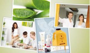 Aloe Vera Haut-& und Immmunpflege